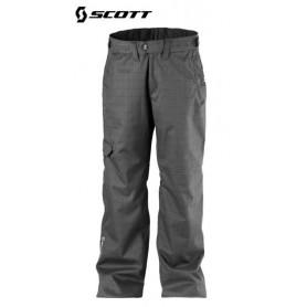 Pantalon de ski SCOTT Enumclaw Noir/Gris Hommes