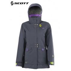 Manteau de ski SCOTT Arletta Gris Femmes