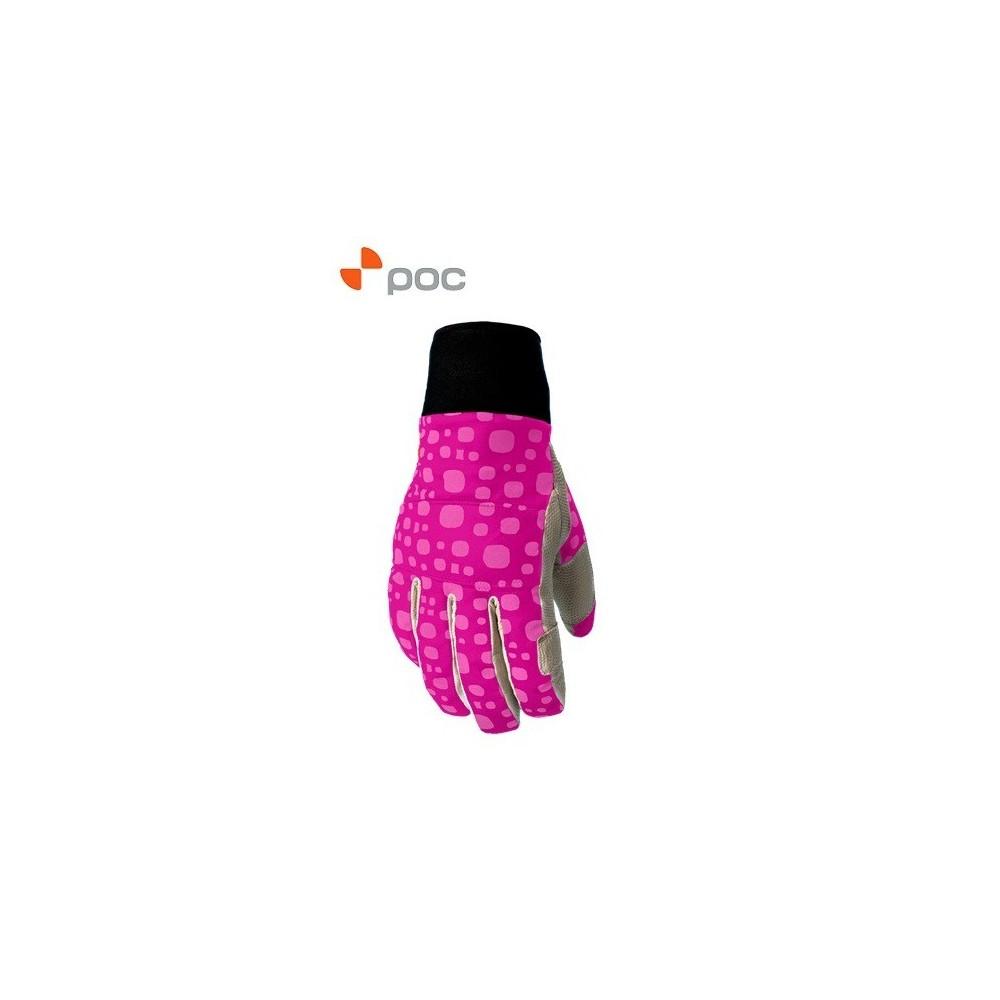Gants de ski POC Nail Bug Rose Femmes