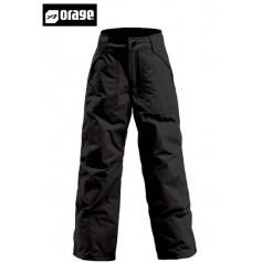 Pantalon de ski ORAGE Junior Tarzo Noir garçon