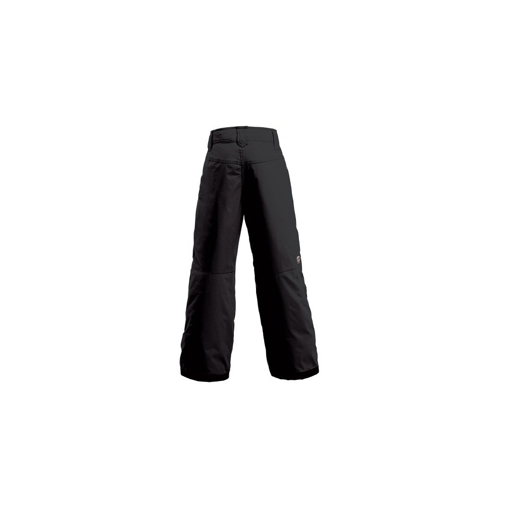 pantalon de ski orage junior tarzo noir gar on sport a. Black Bedroom Furniture Sets. Home Design Ideas