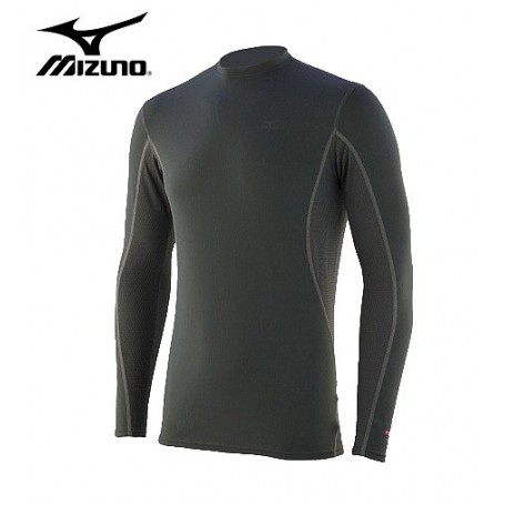 Maillot technique MIZUNO Neck Shirt Gris Hommes