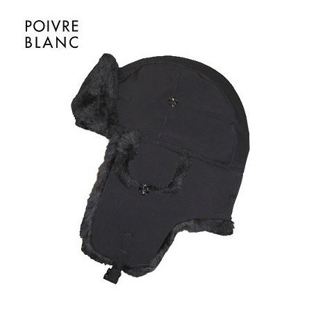 Chapka POIVRE BLANC Lapis Noir Femme
