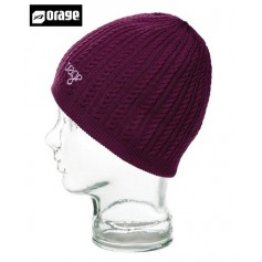 Bonnet ORAGE Jr Megantic beanie berry fille