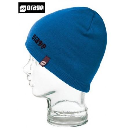 Bonnet ORAGE Jr Aviron beanie blue garçon