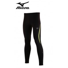 Collant long MIZUNO Perf Long Leg Noir Homme