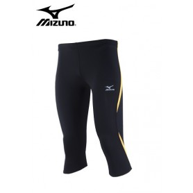Collant  MIZUNO 3/4 Tight Performance Noir Homme