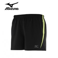 Short de running MIZUNO Sq. Inner Tight Noir Homme