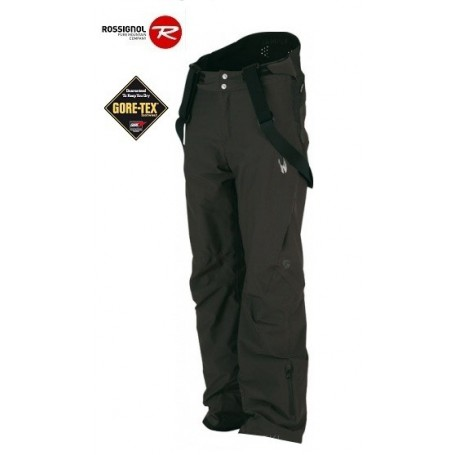 pantalon de ski rossignol fast gtx noir homme sport a tout prix. Black Bedroom Furniture Sets. Home Design Ideas