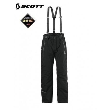 Pantalon de ski SCOTT Unltd Gore-Tex Noir Hommes