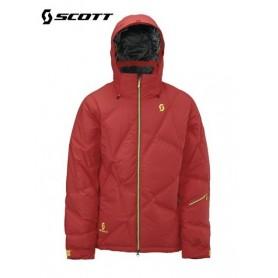 Doudoune de ski SCOTT Brady Fiery rouge Hommes