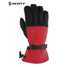 Gants de ski SCOTT Fuel Rouge / Noir Hommes