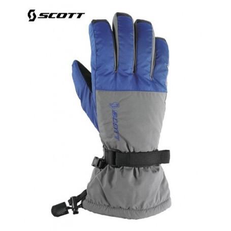 Gants de ski SCOTT Fuel Gris/ Bleu Hommes
