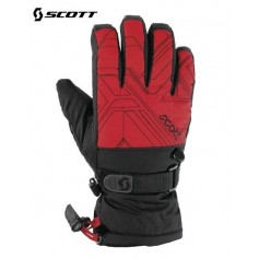 Gants de ski SCOTT Tumbler Rouge / Noir Garçon