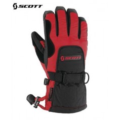 Gants de ski SCOTT Scottie Rouge / Noir Junior