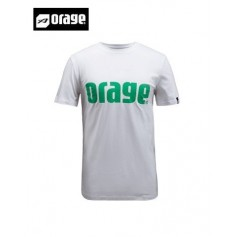T-shirt ORAGE Basic Blanc Hommes