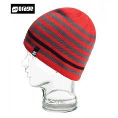 Bonnet de ski ORAGE Chill Beanie Orangé Garçon