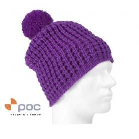 Bonnet de ski POC Bright Color Violet Unisexe