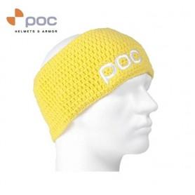 Bandeau de ski POC Headband Moutarde Unisexe