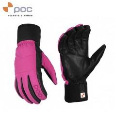 Gants de ski POC Nail Color Rose Unisexe