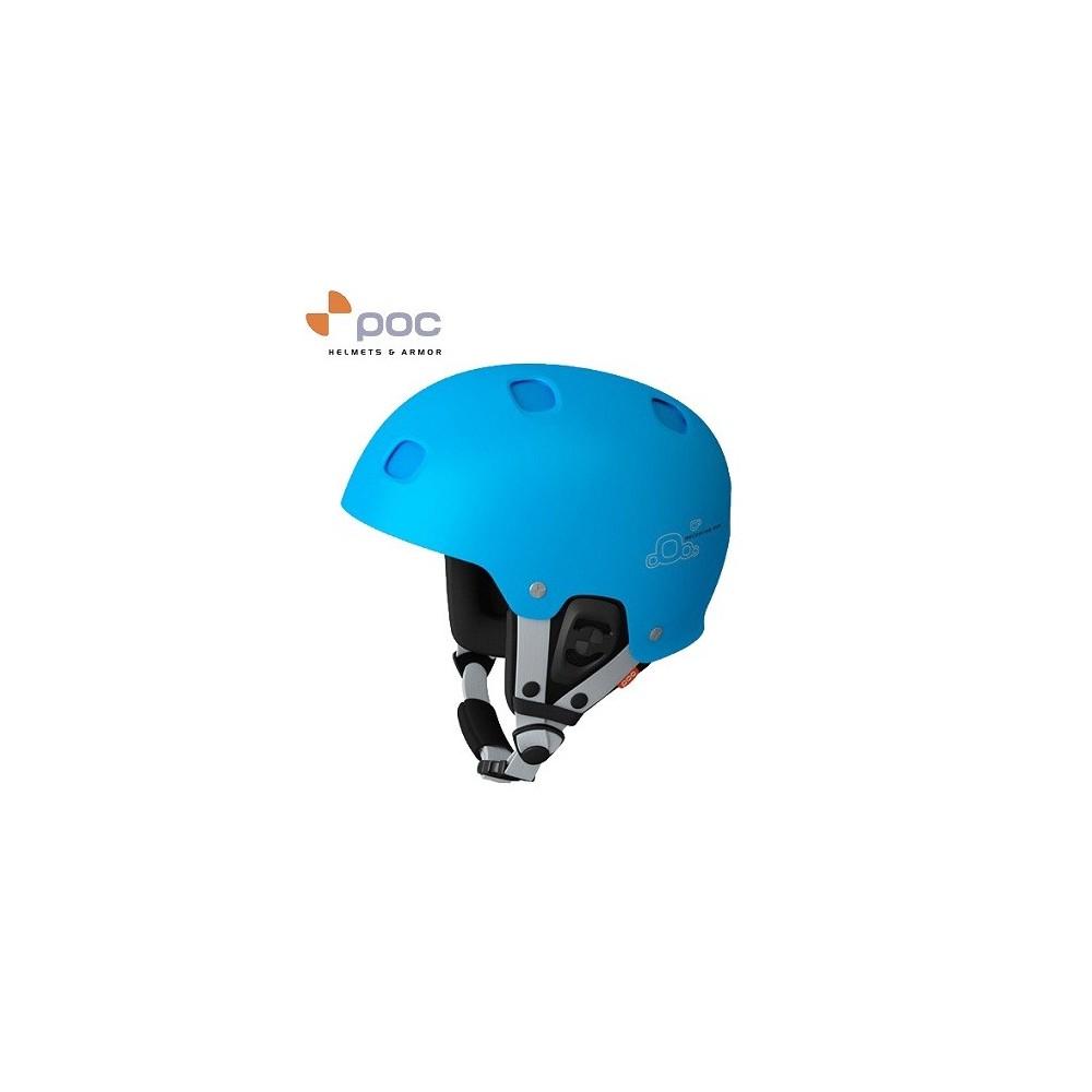 casque de ski poc receptor bug bleu unisexe sport a tout prix. Black Bedroom Furniture Sets. Home Design Ideas