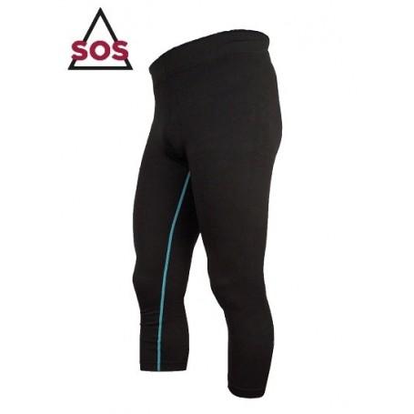 Corsaire technique SOS 1st Layer Pant Noir Hommes