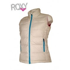 Doudoune duvet ROXY XGWJK615 Blanc Femmes