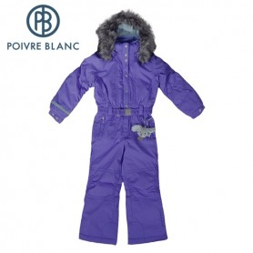Combinaison de ski POIVRE BLANC Overall Jacynthe BB Fille