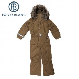 Combinaison de ski POIVRE BLANC Overall Havane BB Fille