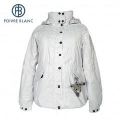 Veste de ski POIVRE BLANC W13-1002 JRGL Blanc Filles