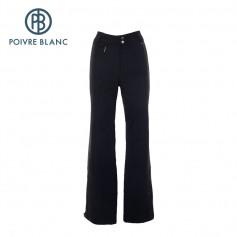 Pantalon de ski POIVRE BLANC W13-0820 WO Noir Femmes