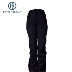 Pantalon de ski POIVRE BLANC Noir Femme