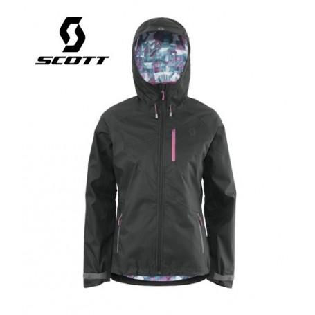 Veste de ski 3 en 1 SCOTT Sesvenna Noir Femme