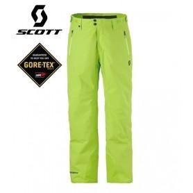 Pantalon de ski Gore-tex SCOTT Colbert Vert Homme