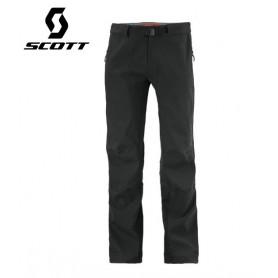 Pantalon de randonnée hiver SCOTT Jove Noir Hommes