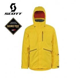 Veste de ski Gore-tex SCOTT Preston jaune Homme