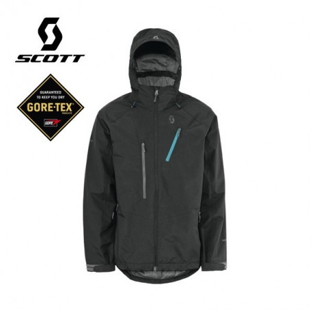 veste de ski gore tex scott vedder noir homme sport a tout prix. Black Bedroom Furniture Sets. Home Design Ideas
