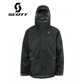Veste de ski SCOTT Cohen black twill Homme