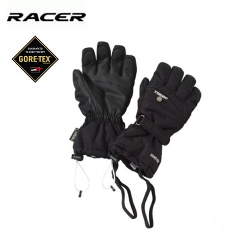 Gants de ski Gtx RACER Alissy Noir Femme
