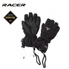 Gants de ski Gtx RACER Alissy Noir Unisexe