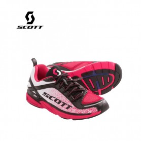 Chaussures Runing Scott eRIDE Support2 Rose Femme