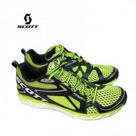 Chaussures Running Scott MK4+ Verte Homme
