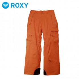 Pantalon de snow ROXY XRWPH714 Orange Femme