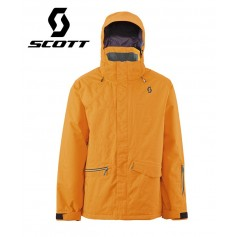 Veste de ski SCOTT Avett Orange Homme