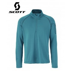 Pullover 1/2 zip SCOTT Two2 Bleu Hommes