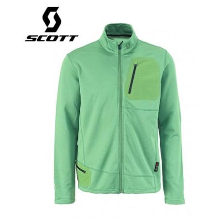 Veste Polartec SCOTT Eight8 Jacket Vert Hommes