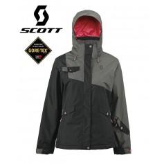 Veste de ski Gtx SCOTT Hollis80 Anthracite / Noir Femmes