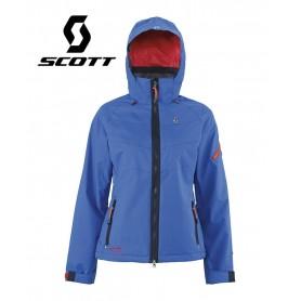 Veste de ski SCOTT Lumineer Bleu Femmes
