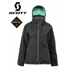 Veste de ski Gore-tex SCOTT Hollis100 Noir Femmes