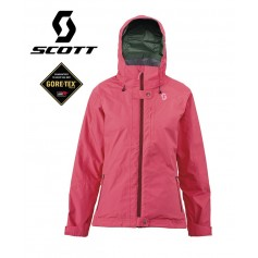 Veste de ski Gore-tex SCOTT Hollis100 Rose Femmes